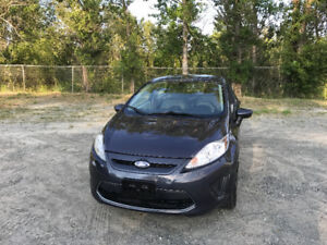 2012 Ford Fiesta Certified & warranty Hatchback