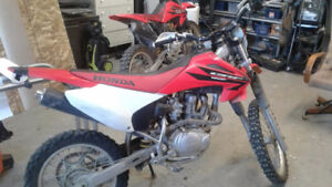 CRF 150. Runs Well. New Battery