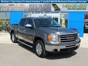 2013 GMC Sierra 1500 SLT | Bose | Chrome Package  - Leather Seat