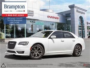 2017 Chrysler 300 S | RWD | EX DEMO | LOW KMS  | 8.4 IN TOUCHSCR
