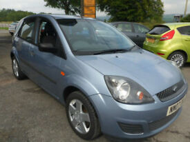 Ford Fiesta 1.4 TDCi Style 2007