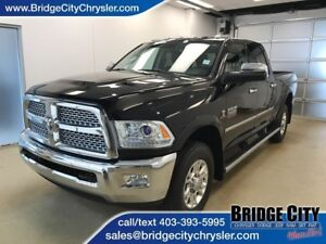 2013 Ram 3500 Laramie- Leather, Sunroof, NAV!