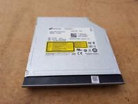 Hitachi super multi DVD writer drive laptop can post