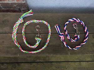 Homemade Lead Ropes
