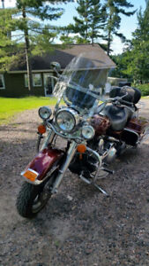Road King, Meticulously maintained.  Motivated to sell.