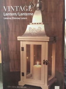 Vintage Lanterns and Candles