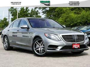2014 Mercedes-Benz S-Class 550  SWB LOADED