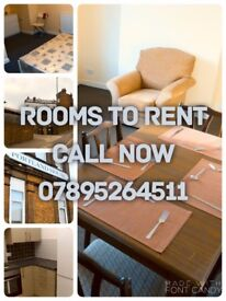 BEAUTIFUL BRAND NEW ROOMS TO RENT FAST MOVE IN'S