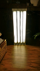 Industrial compact florescent lamp and bulbs