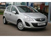 2013 VAUXHALL CORSA 1.2 S [AC] LOW MILES and AIR CON