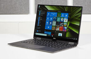 XPS 13 2in1 Touchscreen i5 Laptop, barely used, $1450
