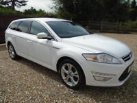 * HIGH SPEC * 2011 Ford Mondeo 2.0 TDCi 140 DIESEL ESTATE Titanium ** 1 OWNER **
