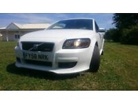 VOLVO C 30 , R DESIGN with full service history and 2 keys
