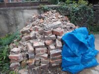 Broken Bricks and Rubble