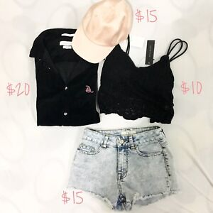 $30 EACH // ASSORTED CLOTHES