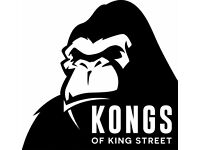Kongs is looking for a supervisor :)