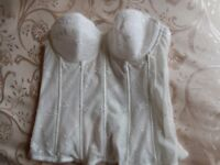 Bridal Basque
