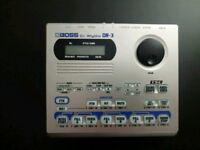 Boss dr rhythm dr-3 drum machine
