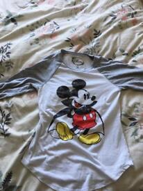 Halloween mickey mouse shirt. Size medium.