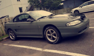 1996 Ford Mustang V6 3.8L