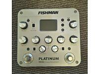 Fishman Platinum Pro EQ Pre-Amp