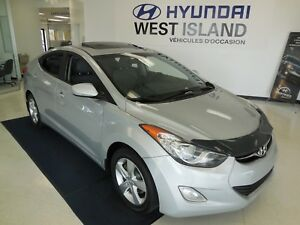 2011 Hyundai Elantra GLS MAGS/TOIT OUVRANT 50$/semaine