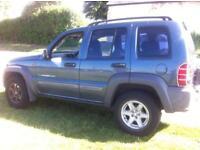 Jeep Cherokee sport low miles 2002