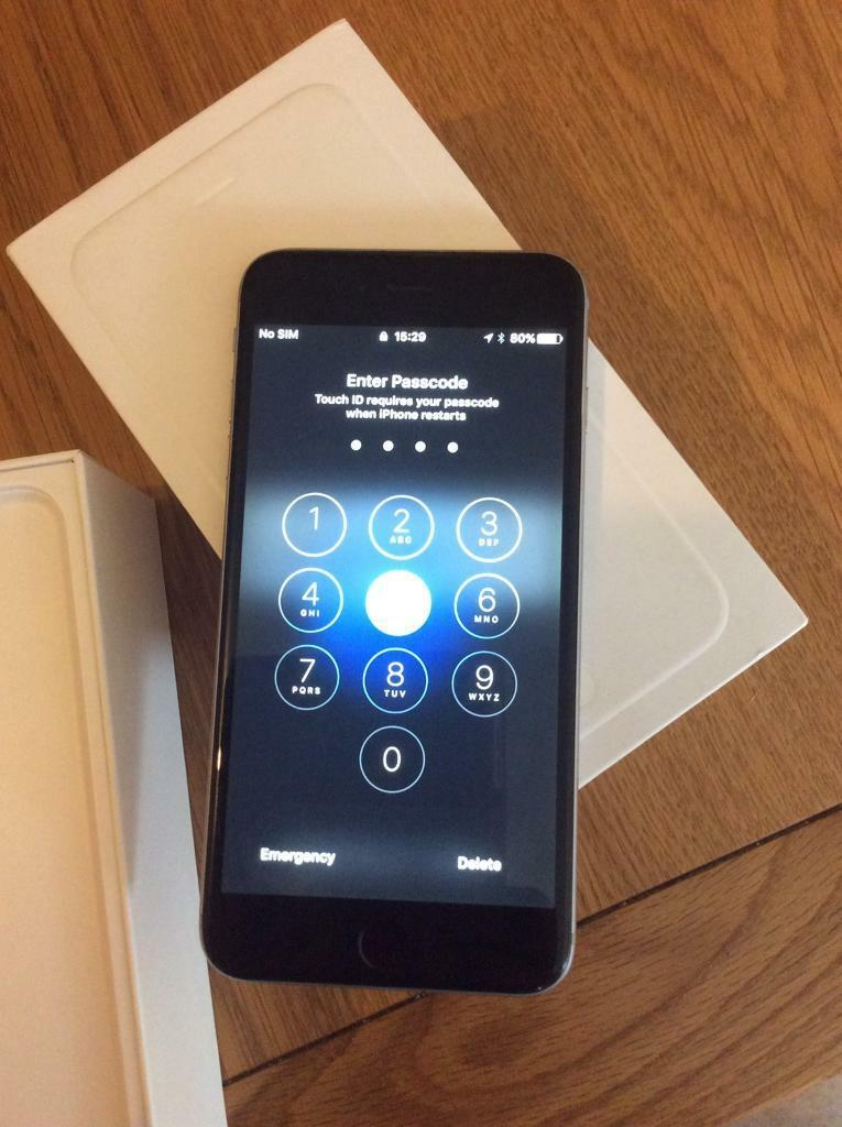 IPhone 6 Plus (spares or repairin Childwall, MerseysideGumtree - IPhone 6 Plus on 02 the phone is spares or repair I dont know what the problem is I dropped the phone now it just freezes it looks slightly bent the phone is not I clouded as I have owned it since this phone came out comes boxed no offers please