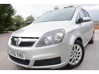 VAUXHALL ZAFIRA CLUB 1.6 7 SEATER MPV*SPARES OR REPAIRS TO CLEAR*