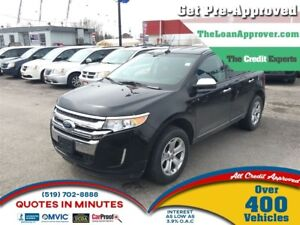2014 Ford Edge SEL * AWD * ONE OWNER * POWER SEATS