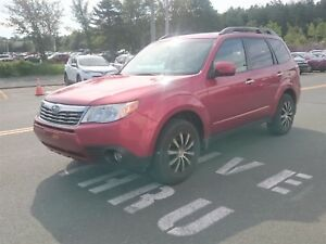 2010 Subaru Forester 2.5x Touring