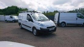 Citroen Dispatch 1.6HDi ( 90 ) L2 H1 1200. LWB 88000 miles. FSH
