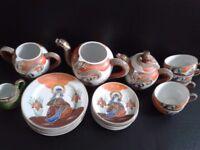 Japanese Vintage Tea Set