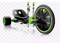 Huffy Green Machine kids bike/go-cart