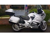2002 BMW R1150RT Very Good Condition