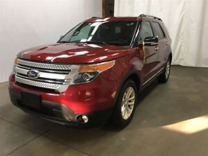 2013 Ford Explorer XLT/CARPROOF CLEAN/NAV/HEATED SEATS/BACKUPCAM