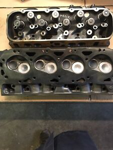 502 BBC Gen 6 Heads Brand New never run