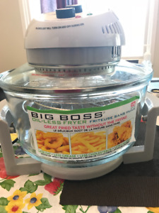 Big Boss Oil less fryer