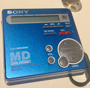 Minidisc Sony original no scratches !!!