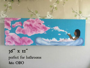 Original Paintings & poster prints! GREAT PRICES!