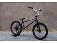 Mirra Co. Custom Built BMX
