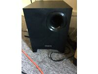 creative 5.1 surround pc speaker as new