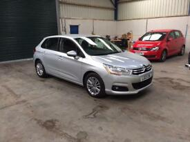 13 Reg Citroen c4 vtr+ hdi 1 owner pristine guaranteed cheapest in country