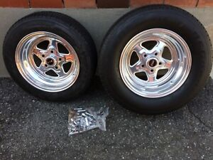 Weld Racing Wheels and Tires-Set of 4