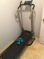 Manuel Treadmill for sale