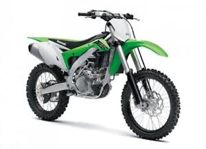 Kawasaki KX450 Motocross Bike - CLEAR-OUT PRICING!!