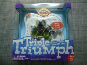 Cranium Triple Triumph Game new sealed giftable