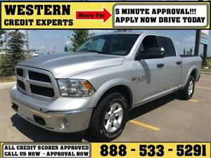 2014 Ram 1500 SLT Outdoorsman 4x4~5.7LHemi~8 Speed ~ $215 B/W