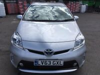 TOYOTA PRIUS 2013 - 63 PLATE, NEW 12M MOT, FSH, CAN DO PCO AND UBER READY!! FULLY SERVICED&VALETED