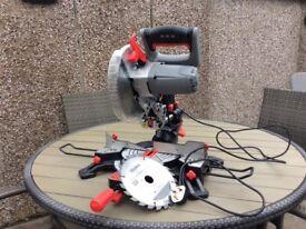 1500w 210mm Sliding Mitre Saw